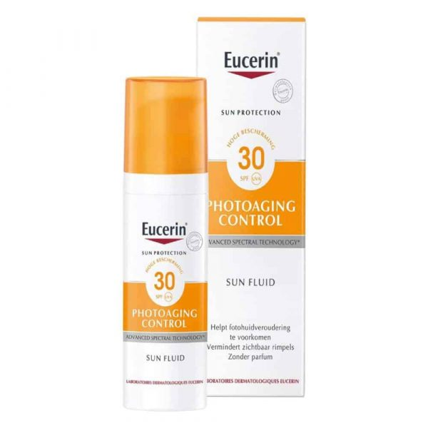 Eucerin Photoageing Control Sun Fluid SPF30 50ml