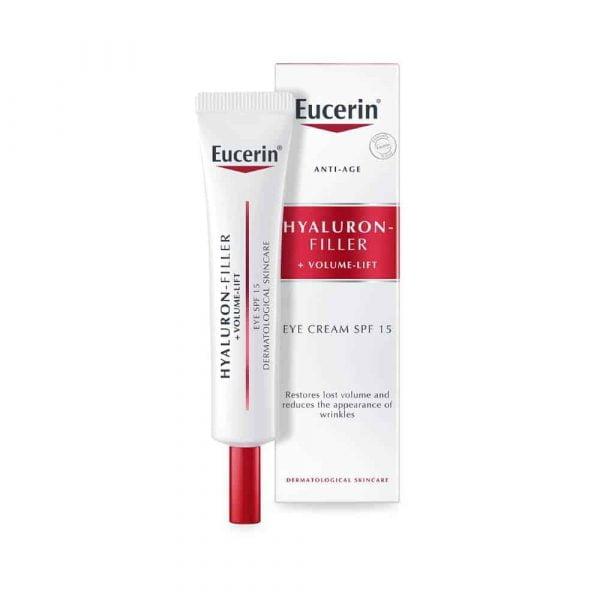 Hyaluron-Filler + Volume-Lift Eye Cream SPF15