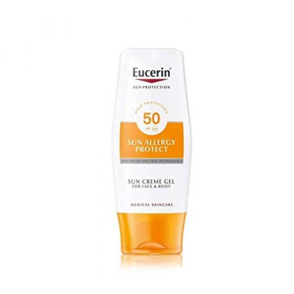Sun Allergy Protect Sun Cream Gel SPF50 150ml