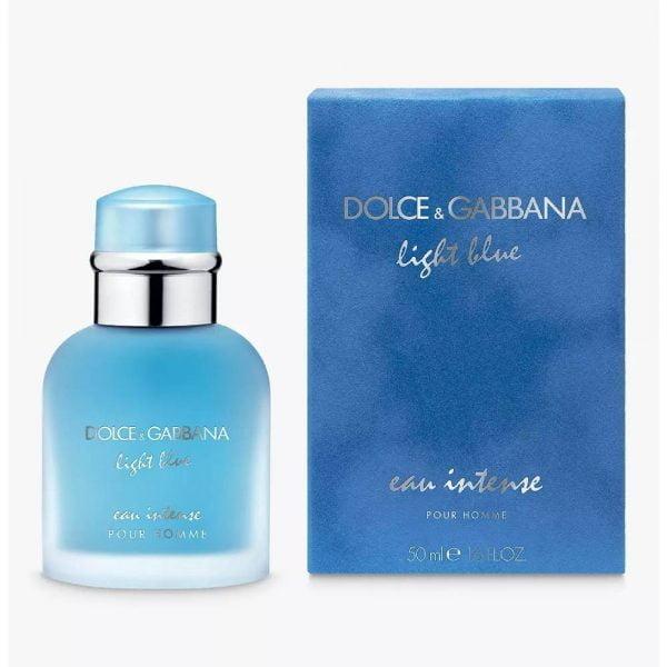 Dolce & Gabbana Light Blue Eau Intense Pour Homme Eau De Parfum