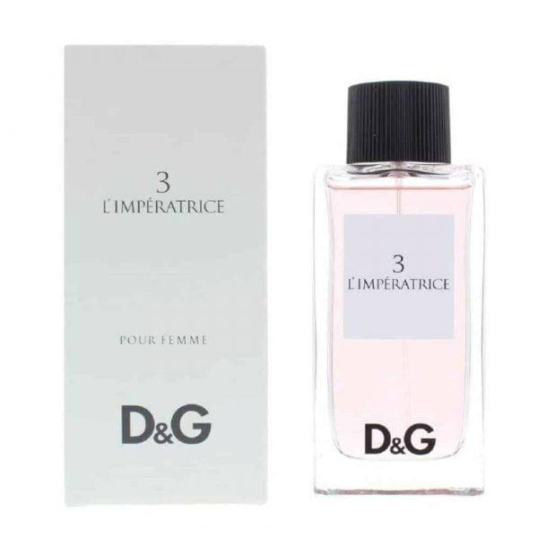 Dolce & Gabbana Limperatriceeau Eau De Toilette