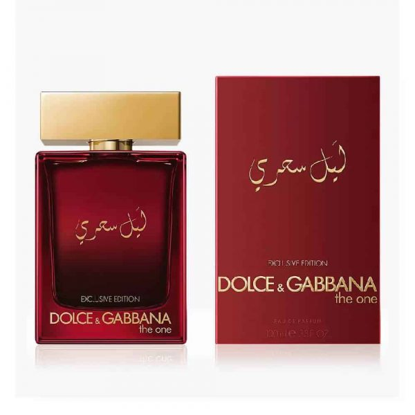 Dolce & Gabbana The One Mysterious Night Eau De Parfum