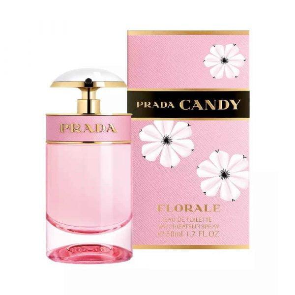 Prada Candy Florale Eau De Toilette