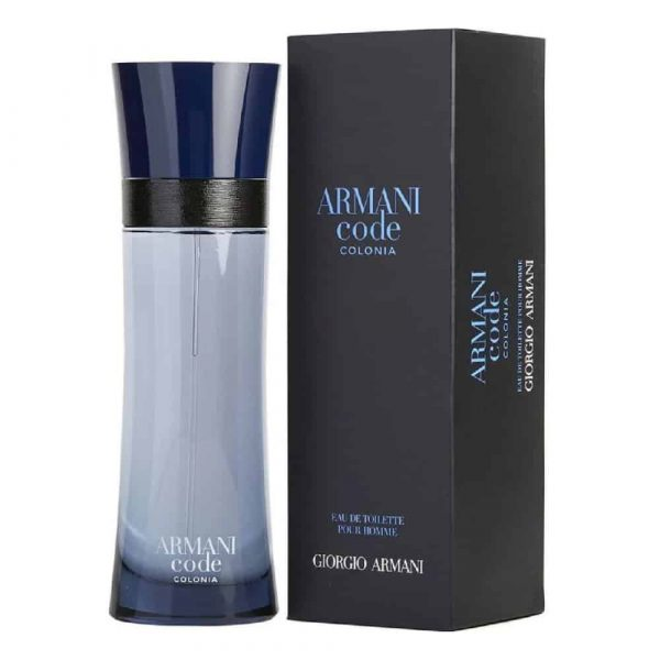 Armani Code Colonia For Men Aftershave