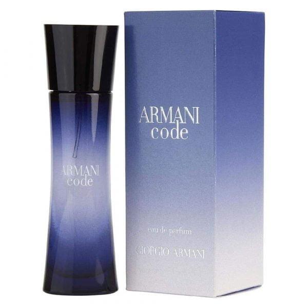 Armani Code For Women Perfume 50ml