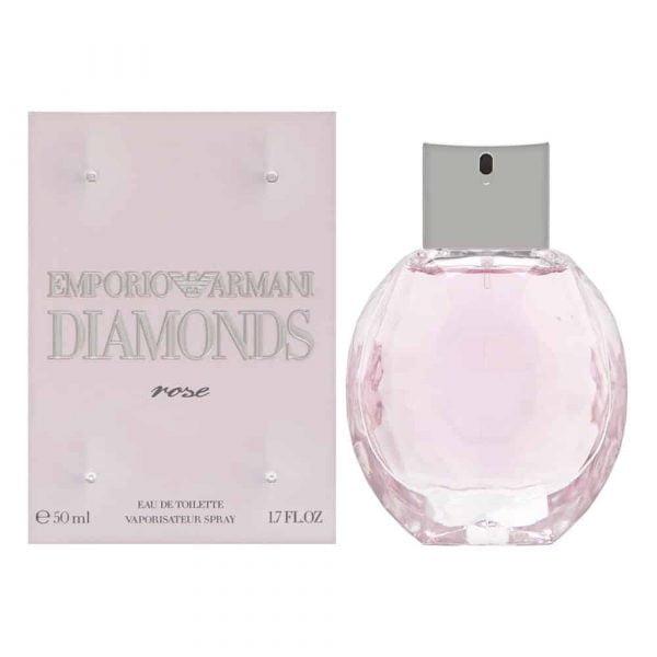 Emporio Armani Diamonds Rose EDT 50ml