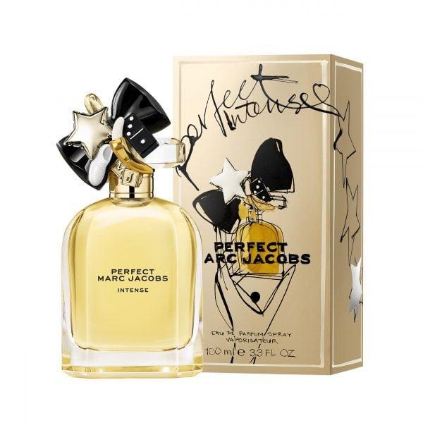 Marc Jacobs Perfect Intense Eau de Parfum, 100ml, available at Vitaltone Pharmacy, Caterham