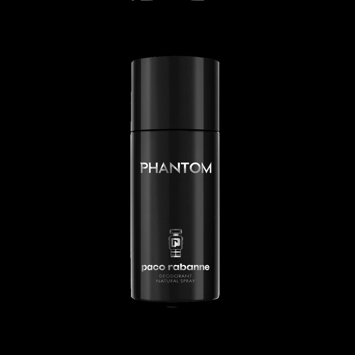 Paco Rabanne Phantom Deodorant Spray - available to order online at vitaltone.co.uk